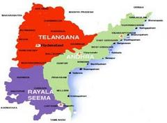 Congress ministers and legislators of Seemandhra region to work with other parties against state division bill