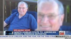 North Korea Deports U.S. War Veteran Merrill Newman