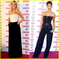 Ellie Goulding & Nicole Scherzinger: Cosmo's Ultimate Women of the Year Awards!